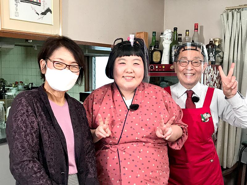 キャスト,昆布革命,酒井藍,朝日放送
